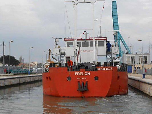 MV Frelon