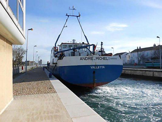 MV Andre Michel 1